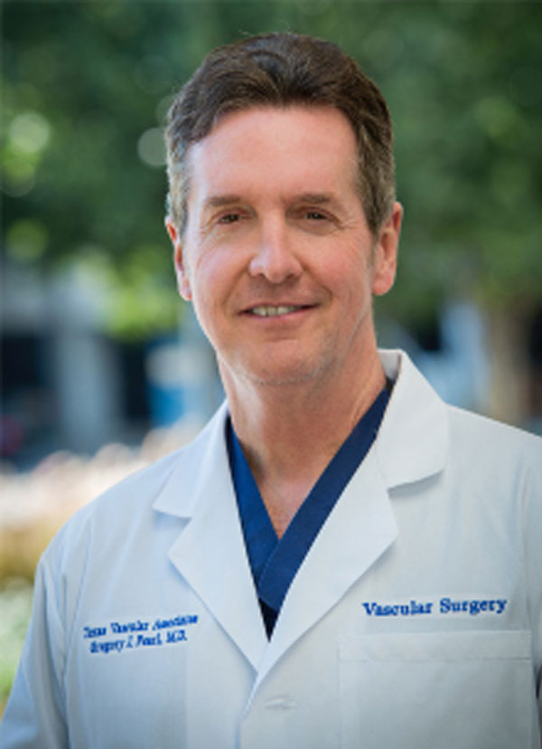 Gregory J  Pearl, MD, FACS | Texas Vascular Associates, PA